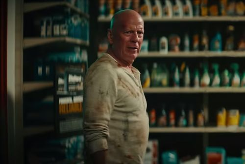 Die Hard's John McClane Returns in Vehicle Battery Commercial