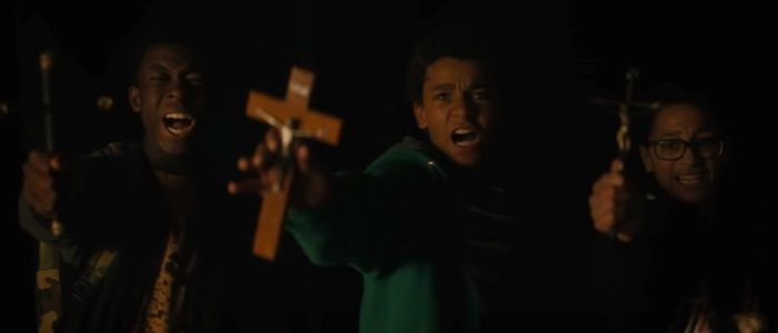 'Vampires vs. The Bronx' Trailer: Teens Go to War With the Undead