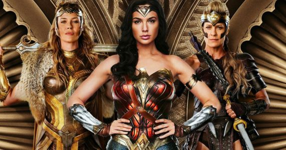 Wonder Woman 1984 Director Shares Details on Amazons Spinoff