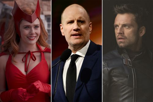 Kevin Feige Previews the Future of Marvel on Disney+