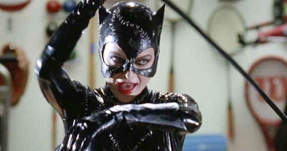 Catwoman Trends as Unearthed Video Shows Michelle Pfeiffer Beheading 4 Mannequins in a Single Take
