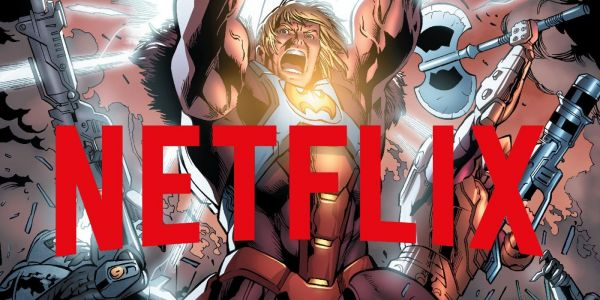 Sony May Sell Masters of the Universe Movie To Netflix