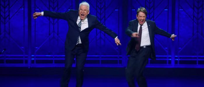 Steve Martin and Martin Short to Star in True Crime Comedy on Hulu