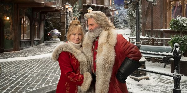 Christmas Chronicles 2 Brings Back Kurt Russell & Goldie Hawn in 2020