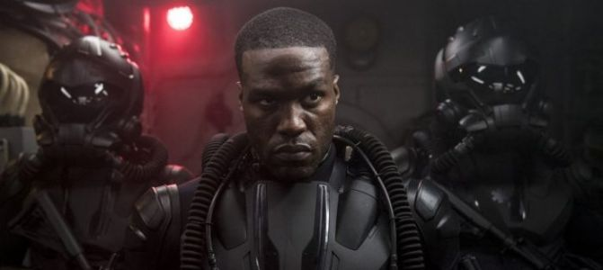 'The Matrix 4' Gives 'Aquaman' Star Yahya Abdul-Mateen II the Red Pill