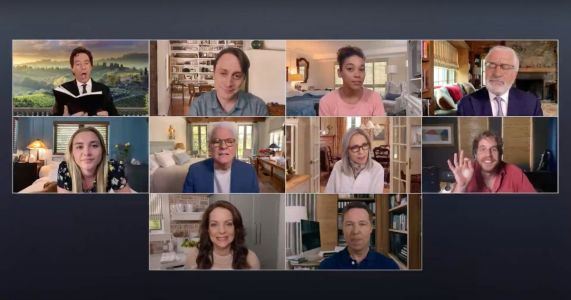 Watch as Father of the Bride Cast Reunites for Virtual Netflix Sequel