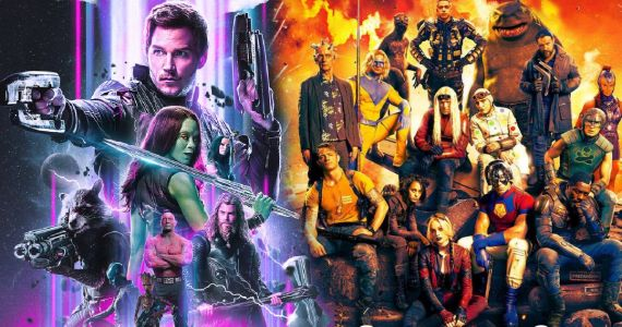 James Gunn Agreed to Guardians Vol. 3 Just 24 Hours After Getting The Suicide Squad