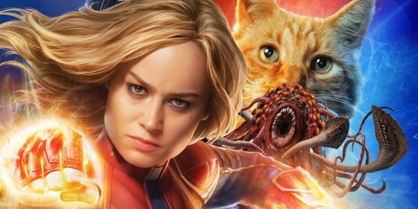 Captain Marvel's Cat is Finally Trying To Kill Her | Screen Rant