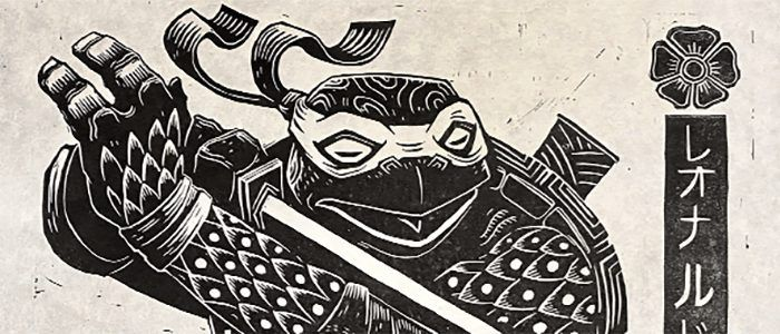 Cool Stuff: 'Teenage Mutant Ninja Turtles' Become Ukiyo-Inspired Artwork by Artist Attack Peter