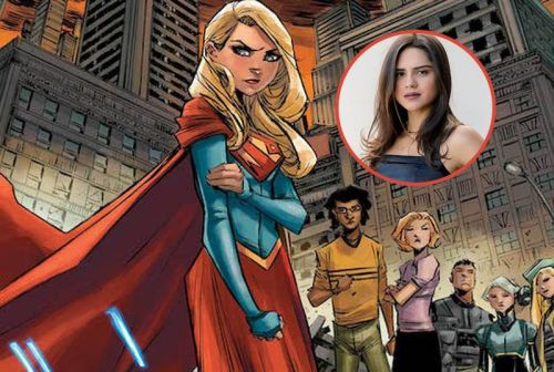 WB Casts Sasha Calle as Supergirl for Ezra Miller-Led The Flash