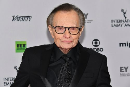 Larry King, Famed American TV Host, Dies at 87