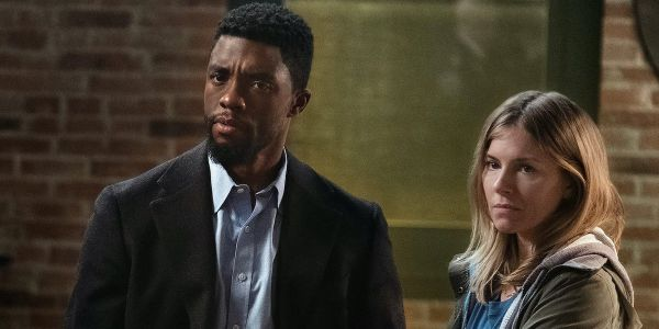 That Time Chadwick Boseman Offered His Own Salary To Raise Sienna Miller's 21 Bridges Payday