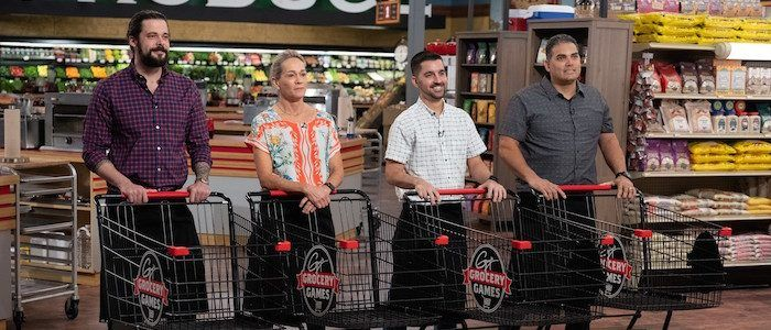 The Quarantine Stream: I Should Be Watching Good Television, But Instead I'm Just Watching 'Guy's Grocery Games'