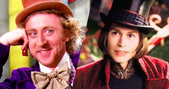 Gene Wilder and Johnny Depp Fans Are Trashing the Wonka Prequel