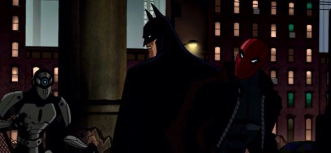 The Quarantine Stream: 'Batman: Under the Red Hood' Remains One of the Best DC Animated Movies