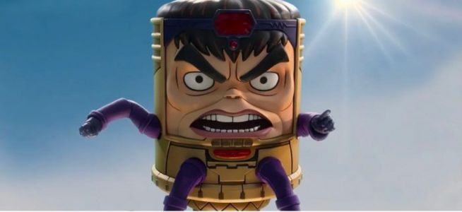 'M.O.D.O.K.' Trailer: Patton Oswalt is a Marvel Villain Having a Midlife Crisis