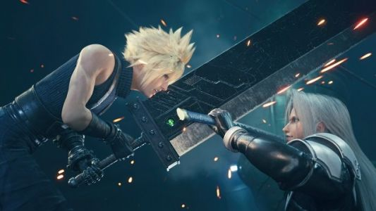 Final Fantasy VII Remake Intergrade Final Trailer Debuts New Mini-Game