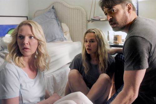 Review: 'Fear of Rain,' a character study at odds with thriller genre