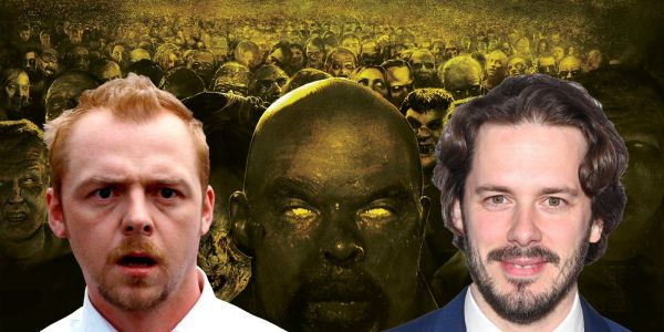 Land of the Dead: Simon Pegg & Edgar Wright's Zombie Cameo Explained