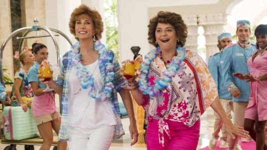 Barb and Star Go to Vista Del Mar Clip Features Kristen Wiig and Annie Mumolo