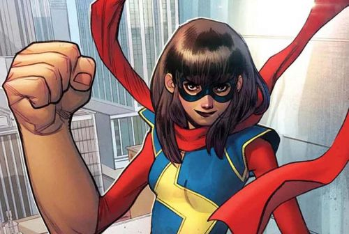 Disney+'s Ms. Marvel Lands Bad Boys for Life Filmmakers & More!