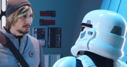 Adam Driver Returns as Kylo Ren in Undercover Boss: Where Are