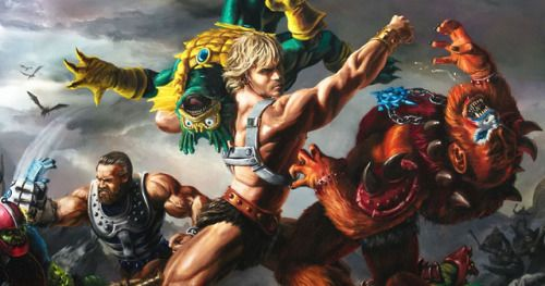 Sony May Sell Masters of the Universe Movie to NetflixAfter