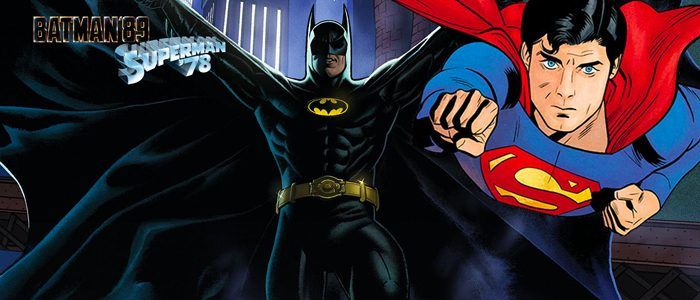 'Batman '89' and 'Superman '78' Comics Will Tell New Stories Set in the Worlds of Those Movies