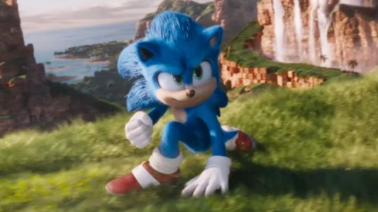 Clip of Sonic the Hedgehog