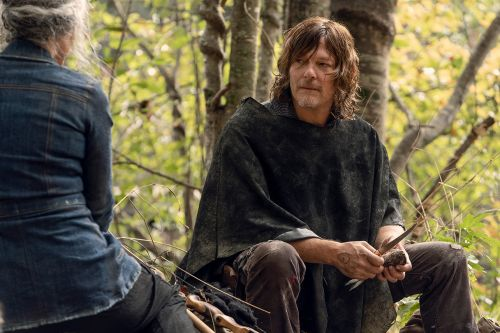 'The Walking Dead': Daryl Dixon Finally Got a Real Romance