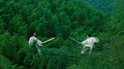 Why Did People Think Ang Lee Was Making a B-Movie with 'Crouching Tiger'?