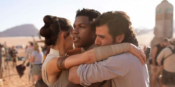 New Rise of Skywalker Video Compares Sequel Trio To Luke, Han & Leia