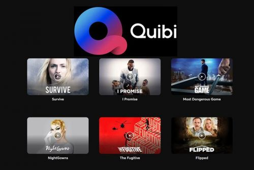 Quibi Is Officially Dead Nearly Eight Months After Debut
