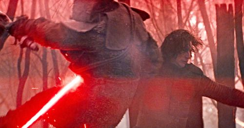 Star Wars 9 Opening Scene Explained: Who Is Kylo Ren Fighting