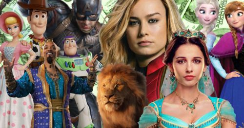 Disney Box Office Breaks $10 Billion Threshold, Sets New