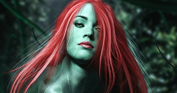 Megan Fox Fans Want Her as Poison Ivy in the DCEU