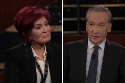 "Sharon Osbourne Tells Bill Maher On 'Real Time' She Is ""Angry & Hurt"" After Leaving 'The Talk'"