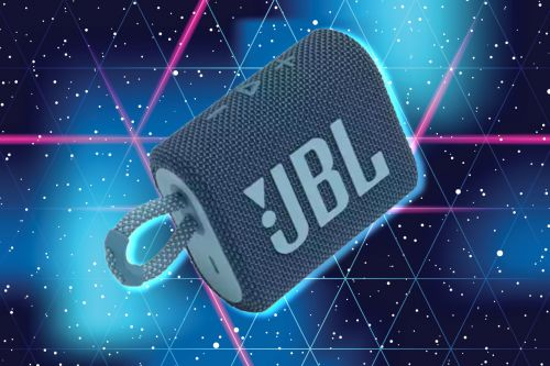 The JBL Go 3 is a Sexy, Fully Waterproof Speaker for under $40