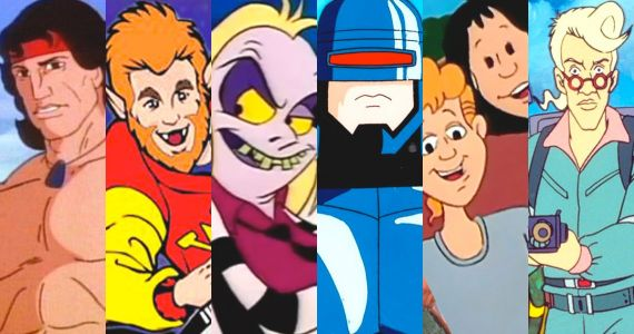 Every 80s Movie That Turned Into a Saturday Morning Cartoon