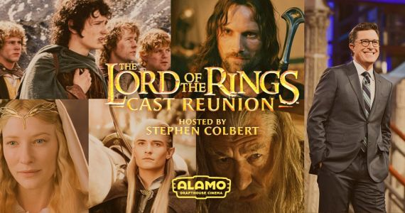 Alamo Drafthouse Announces The Lord of the Rings Cast Reunion to Support Local Cinemas