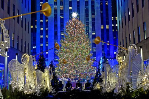 Christmas in Rockefeller Center Live Stream: How To Watch the Rockefeller Center Christmas Tree Lighting Live