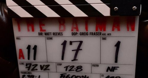 The Batman Officially Begins Shooting as the Director Shares