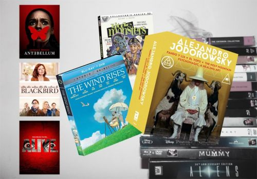September 22 Blu-ray, Digital and DVD Releases