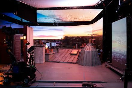 How virtual production stages are revolutionizing filmmaking
