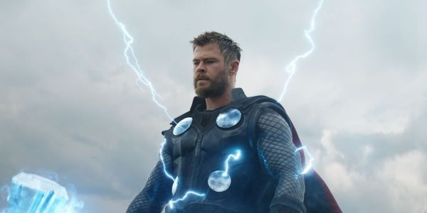Of Course, Chris Hemsworth Took A Beautiful Trip With His Family Before Heading To Work On Thor: Love And Thunder