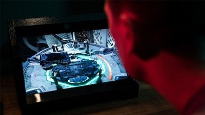 Sony's Spatial Reality Display Is the Dopest Tech You'll See Today