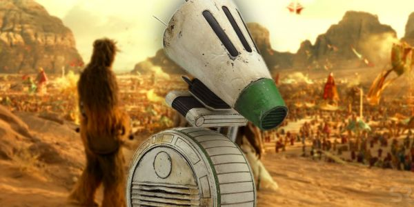 Rise of Skywalker's D-O Explained: Who Voices Star Wars' New Droid?