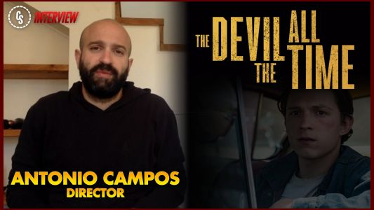 CS Video: Co-Writer/Director Antonio Campos on The Devil All The Time