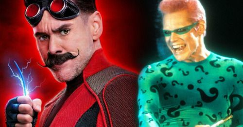 Jim Carrey Thinks His Dr. Robotnik and the Riddler Would Make a