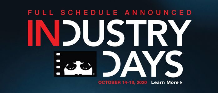 Full Industry Days Schedule Announced!